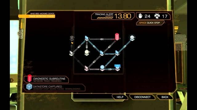 10 worst hacking game mechanics - Deus Ex Human Revolution