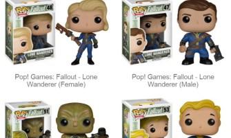 Funko Fallout figurines