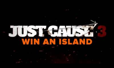 Just Cause 3 win an island