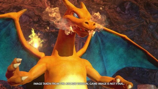 Pokkén Tournament - Screenshot 04