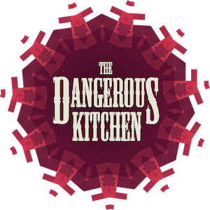 De Mambo: The Dangerous Kitchen logo