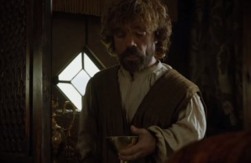 Destiny's Ghost Easter Egg Game of Thrones Tyrion