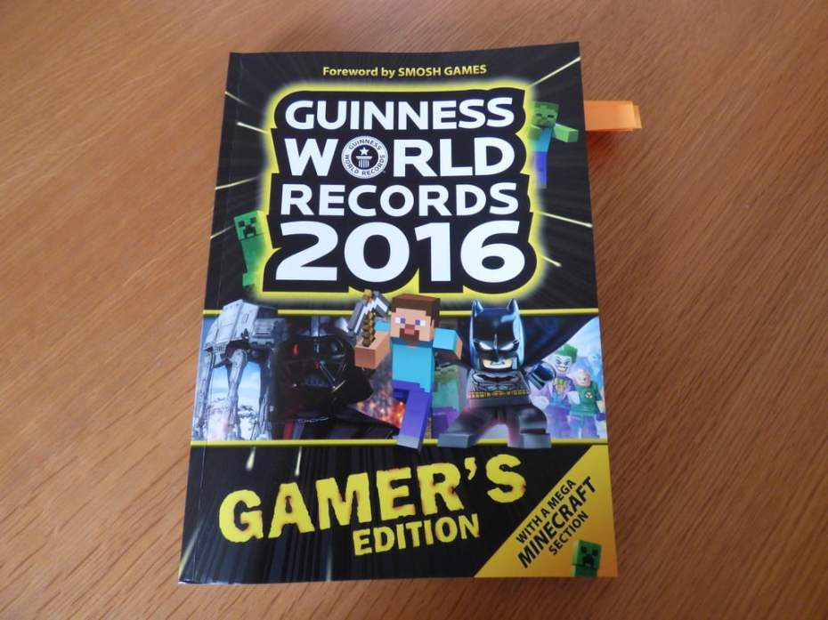 Guinness World Records Gamer's Edition 01