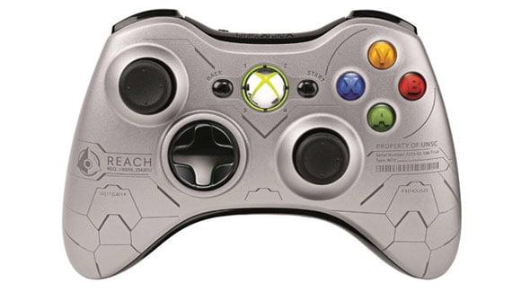 Xbox 360 - Halo Reach Edition