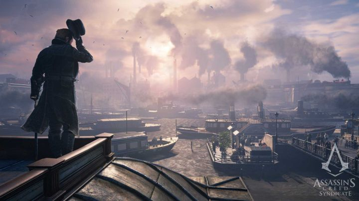 October-November 2015 game releases - Assassin's Creed Syndicate