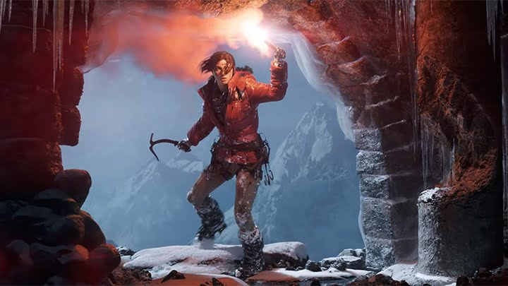 October-November 2015 game releases - Rise of the Tomb Raider