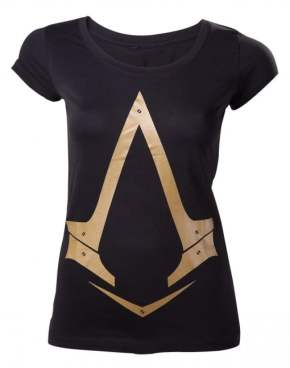 Assassin's Creed Syndicate t-shirts - gold