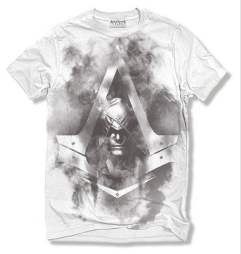 Assassin's Creed Syndicate t-shirts - Jacob Ghost