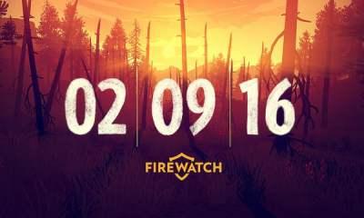 Firewatch Release Date