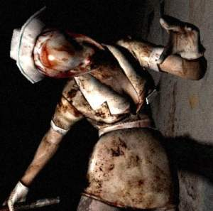 video game halloween costume ideas - silent hill nurse