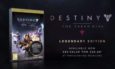 Destiny Legendary Edition – The Taken King