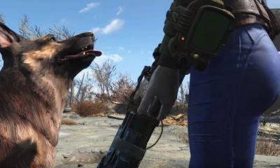 Fallout 4 fem-Vault Dweller