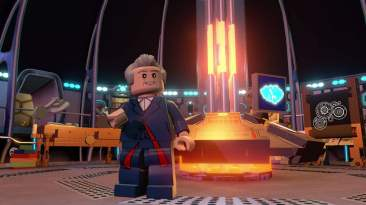 LEGO Dimensions Doctor Who - 12th Doctor