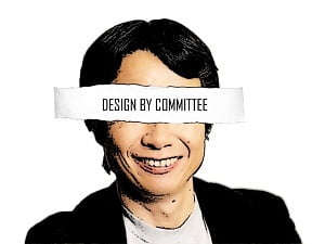 Miyamoto – the archetypal game designer