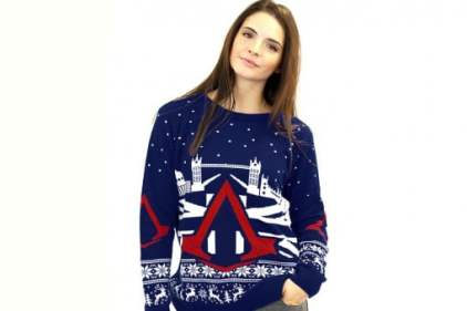 Best gaming Christmas Jumpers – AC Syndicate