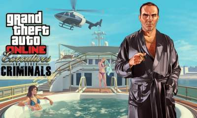 GTA V Online – Executives and Other Criminals