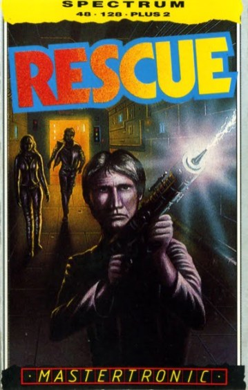 Rescue spectrum box art