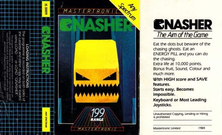 Gnasher - ZX Spectrum