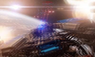 EVE Online Oculus Rift