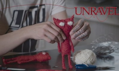 How to make your own Yarny doll from Unravel