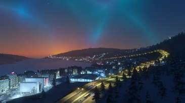 Cities: Skylines Snowfall 12