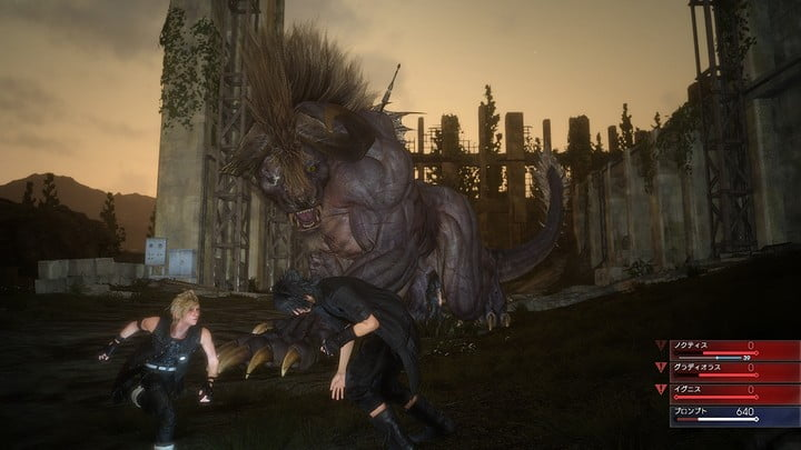 Final Fantasy XV screenshots 25