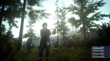 Final Fantasy XV screenshots 32