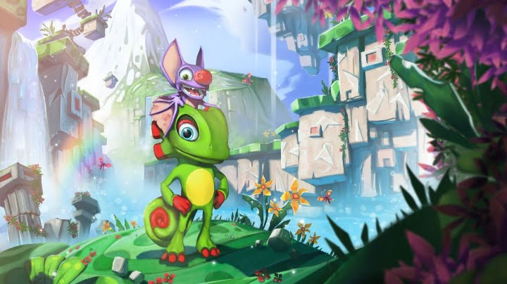 Yooka Laylee - a new future for gaming's past