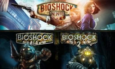 BioShock: The Collection header