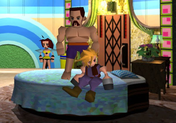 Final Fantasy VII Honey Bee Inn