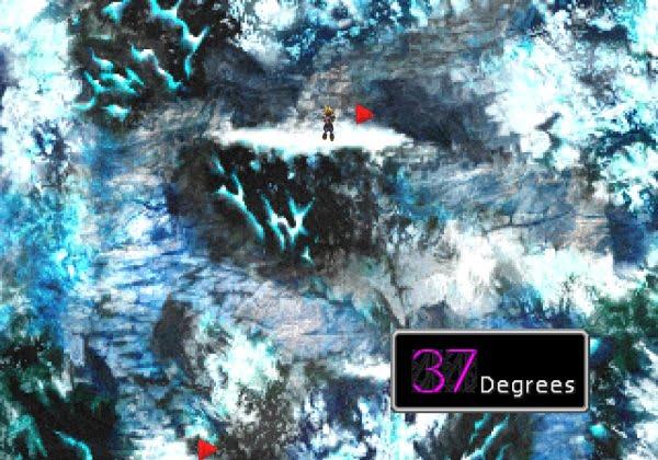 Final Fantasy VII body temperature