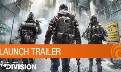 The Division launch trailer