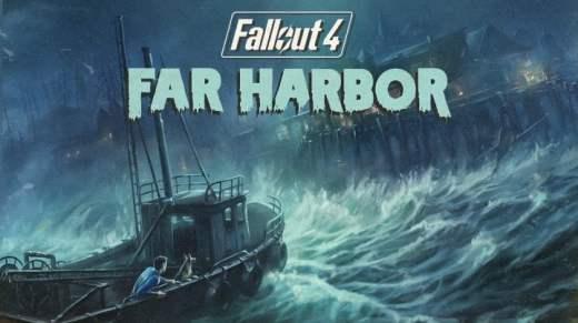 Fallout 4 Far Harbor trailer