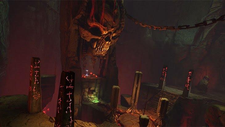 New Doom multiplayer