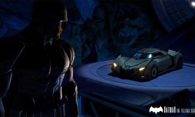 Batman - The Telltale Series - Batmobile