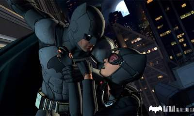 Batman - The Telltale Series - Catwoman