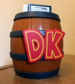 Donkey Kong 3DS cartridge holder