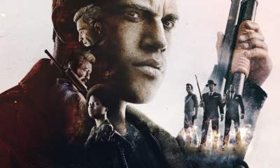 Mafia III cover art