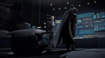 Batman - The Telltale Series - Batcave