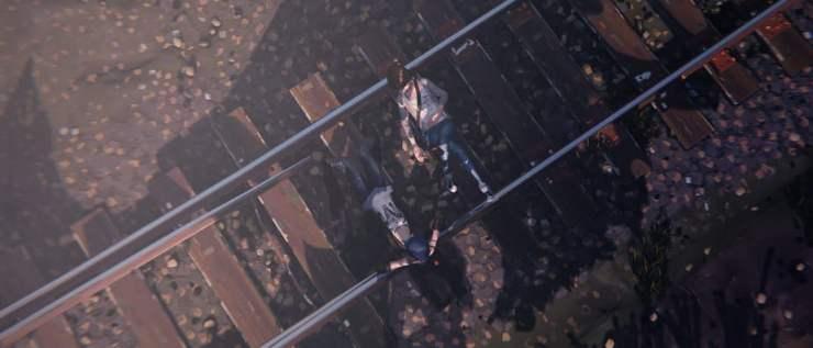 Life Is Strange railway line