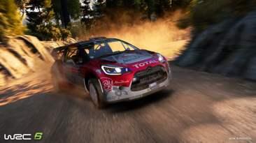 WRC6 Screenshot 2