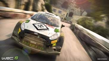 WRC6 Screenshot 5