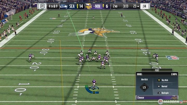 Madden NFL 17 screenshot-010
