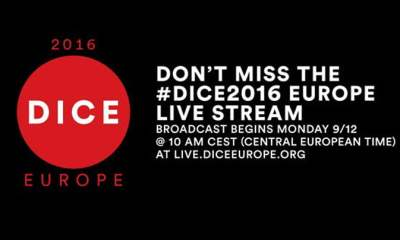 D.I.C.E. Europe 2016