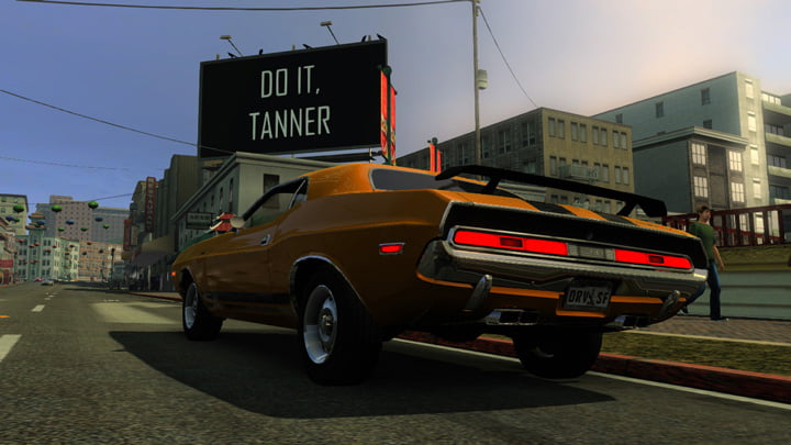Second Shot: A case for Driver: San Francisco - Thumbsticks