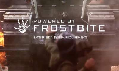 Battlefield 1 PC system requirements