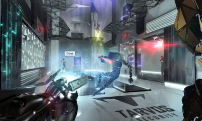 Deus Ex: Mankind Divided Mac and Linux