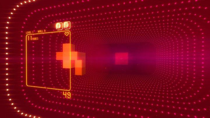 SuperHyperCube Review - Thumbsticks