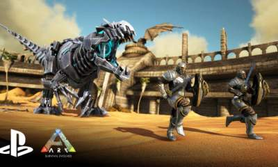 ARK: Survival Evolved PS4 release date