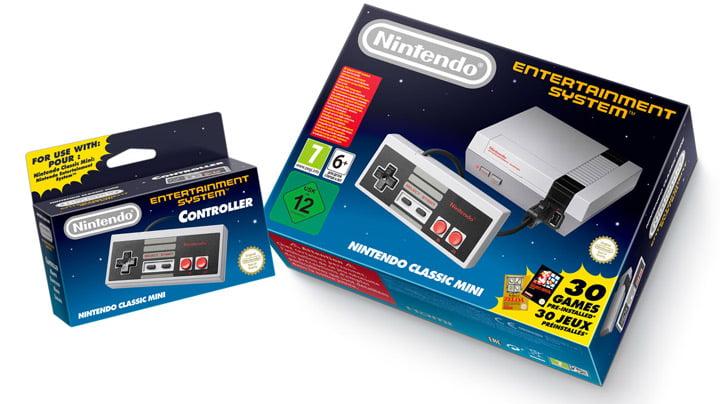 Nintendo Classic Mini NES / NES Classic Edition